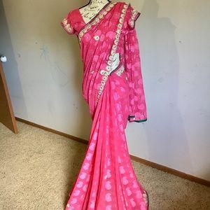 Indian/Pakistani Designer Bollywood Saree ❤️❤️